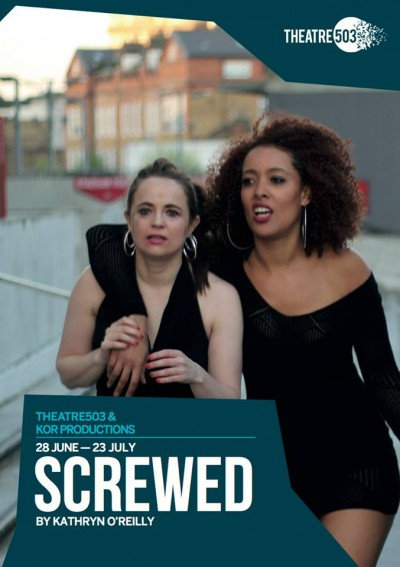 SCREWED – A New Play – Promo Shots