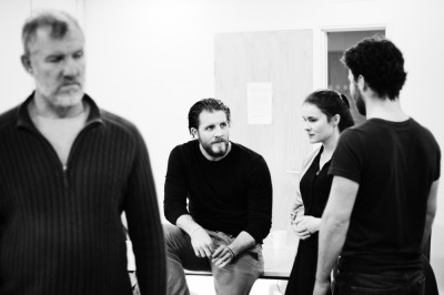 Firstborn Theatre Rehearsal, Ibsen's The Vikings at Helgeland