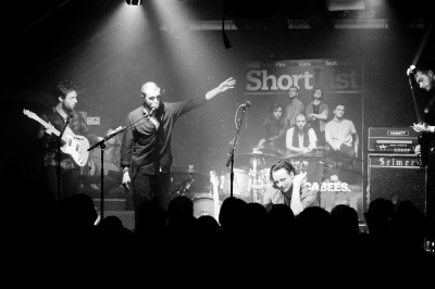 ShortList Sessions – The Maccabees at Corsica Studios