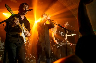 The Maccabees at OMEARA for MS Society UK and Yala Records. Farewell Tour Pt.1.
